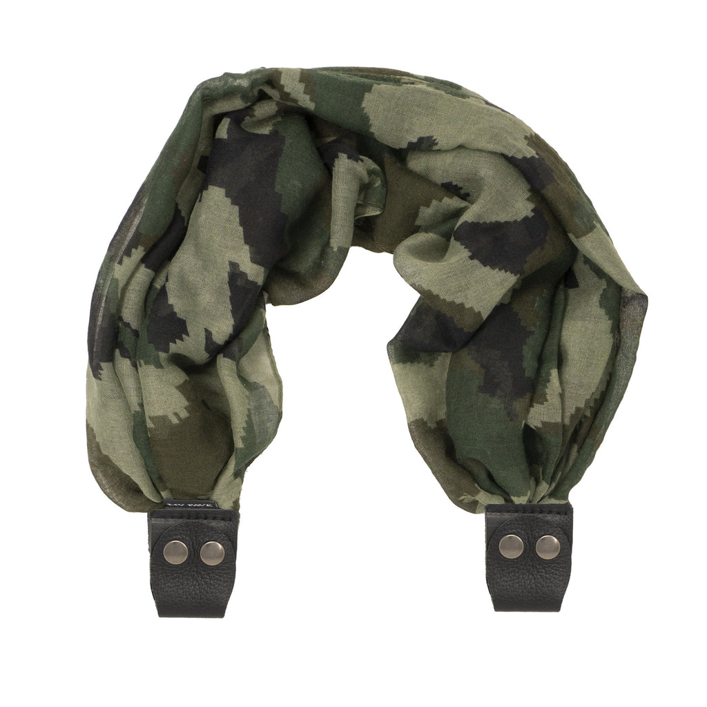 Scarf Strap for Sash Bags - Camouflage