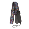 My Fave Guitar Strap in Purple Bohemian