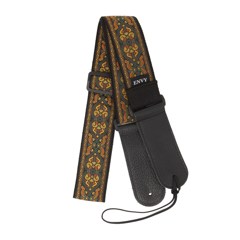 My Fave Guitar Strap in Rustic Journey