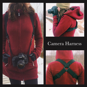 My Fave Straps Camera Harness