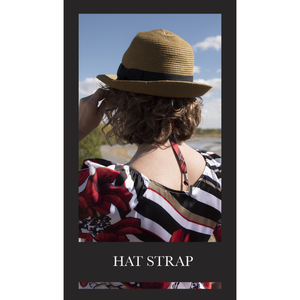 Hat Strap - Patterns