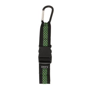 My Fave Jacket Strap in Green Celtic