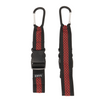 My Fave Jacket Strap in Red Celtic - Front & Back Image