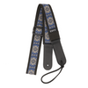 My Fave Mandolin Strap in Renaissance Blue