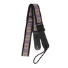 My Fave Mandolin Strap in Renaissance Purple