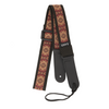 My Fave Mandolin Strap in Renaissance Red