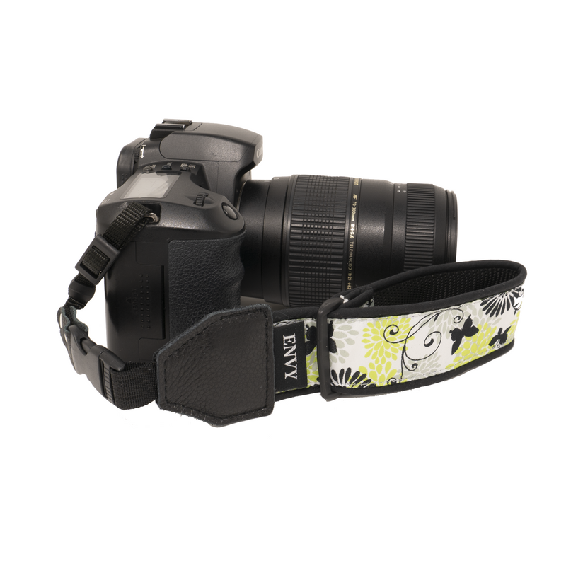 My Fave Camera Wrist Strap - Pattern: Butterflies