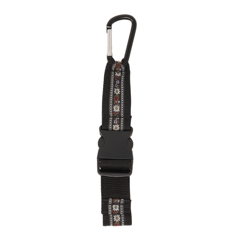 Jacket Strap - Black Luau