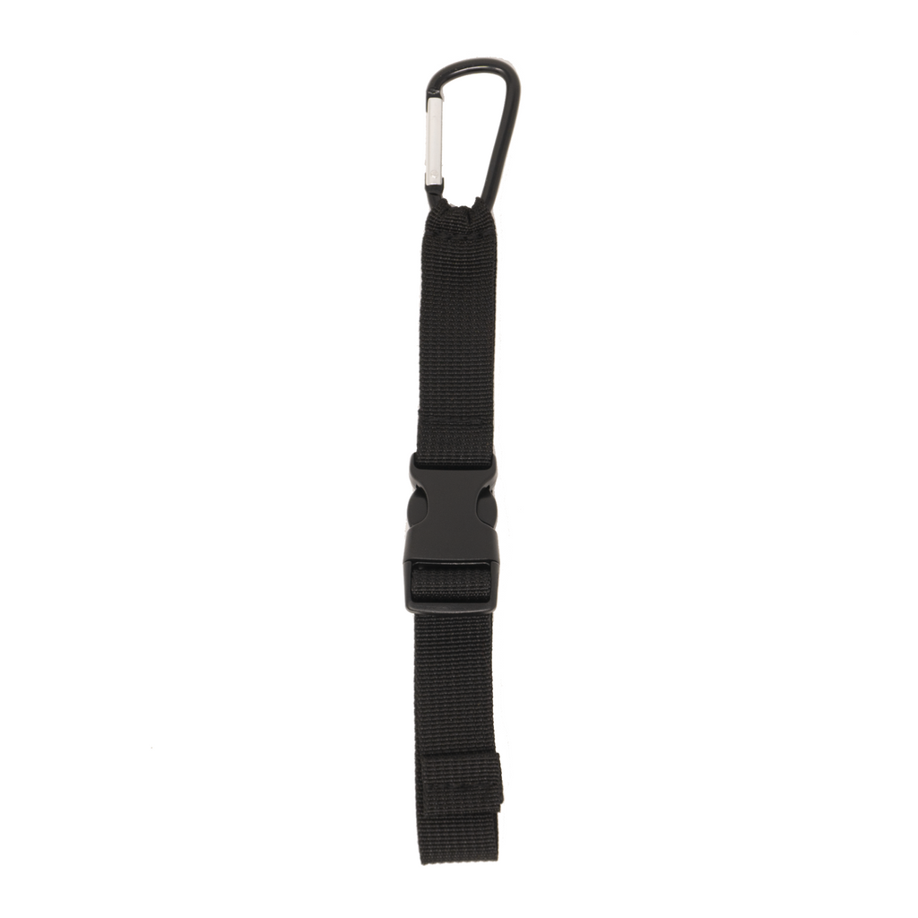 My Fave Jacket Strap Mini in Black