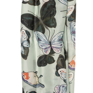 Scarf Strap for Sash Bags - Butterflies and Birds