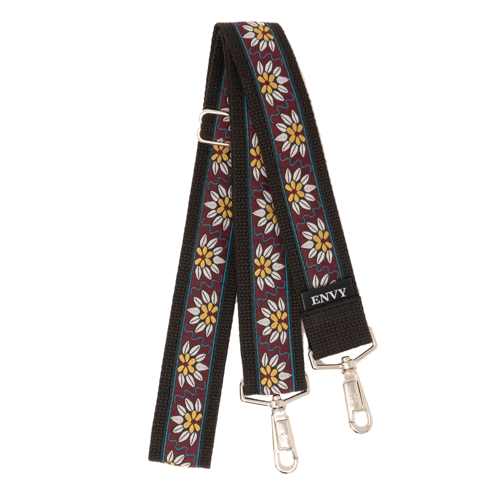My Fave Purse Strap in Daisy Pattern