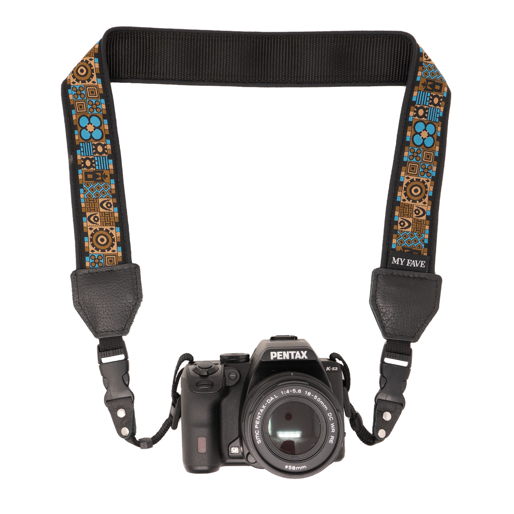 Camera Strap - Diamonds & More