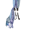 My Fave Yoga Mat Scarf Strap in Indigo Dream