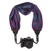 My Fave Camera Scarf Strap in Fuscia ColorBlends