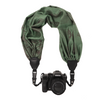 My Fave Camera Scarf Strap in Green ColorTastics