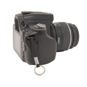 My Fave Inset Camera Strap Mount Adaptors on a camera