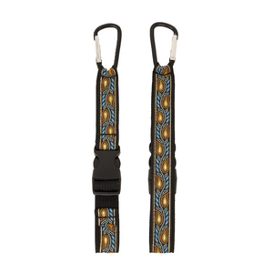 Jacket Strap Mini's - Leaf
