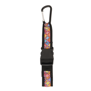 Jacket Strap - Pink Diamonds