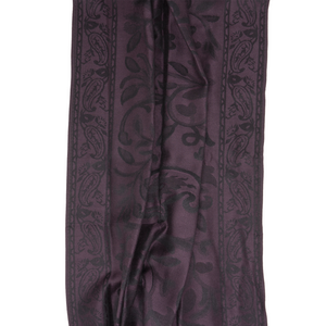 My Fave Yoga Mat Scarf Strap in Plum ColorTastics