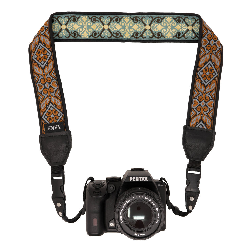 Camera Strap - Rusty Denim