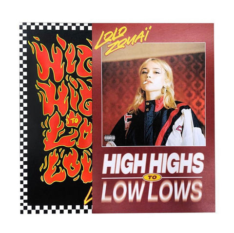 HIGH HIGHS TO LOWS LOWS ™️ POSTER PACK