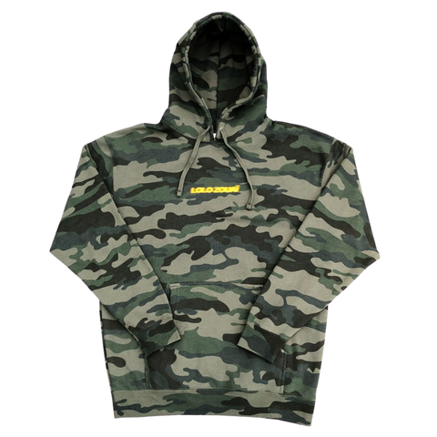 HIGH HIGHS TO LOW LOWS HOODIE [CAMO]