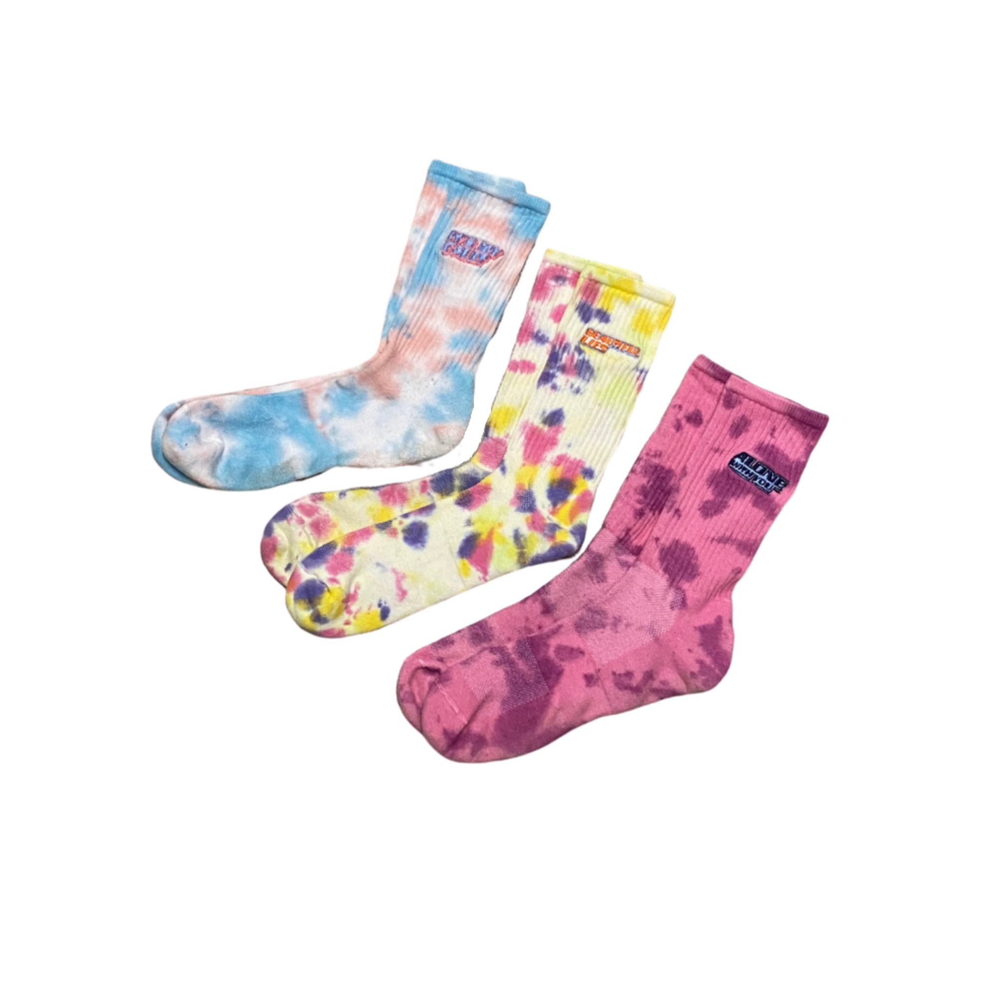 BEAUTIFUL LIES SOCK 3-PACK