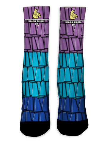 Fortnite Llama Supply Co. Socks