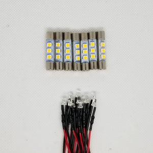 Pioneer SX-939 Complete Replacement LED Lamp Kit