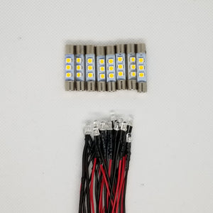 Pioneer SX-1010 Complete Replacement LED Lamp Kit