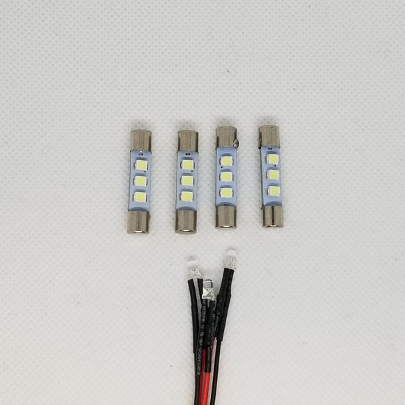 JVC JR-S400 MKII Complete Replacement LED Lamp Kit