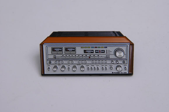 Pioneer SX-1980 Pin Limited Edition of 200
