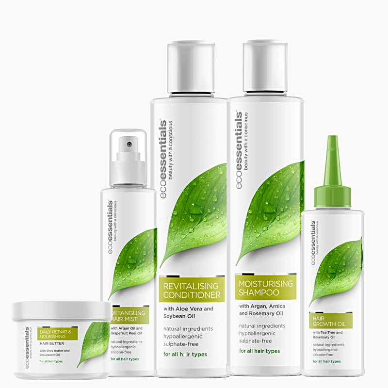 Eco Essentials Daily Repair, Nourish & Strengthen Set