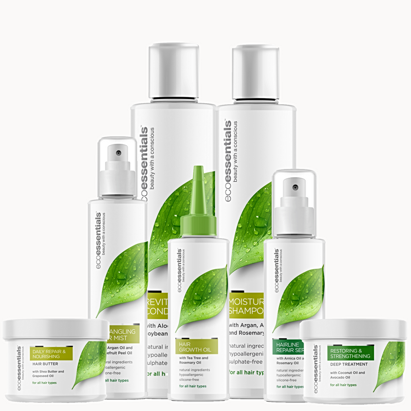 Eco Essentials Ultimate Hair Growth Collection