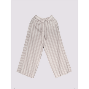 Moutaki Beige Striped Culotte