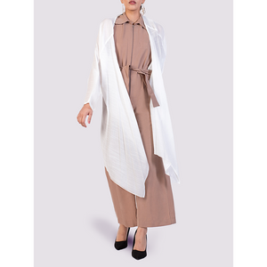 Moutaki Long Coverup in White