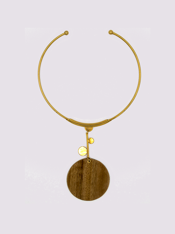 Ori-Tao-Sunlight Choker Necklace