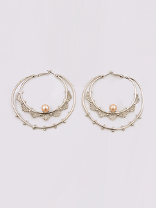 Ori Tao Divinity Creole Earrings