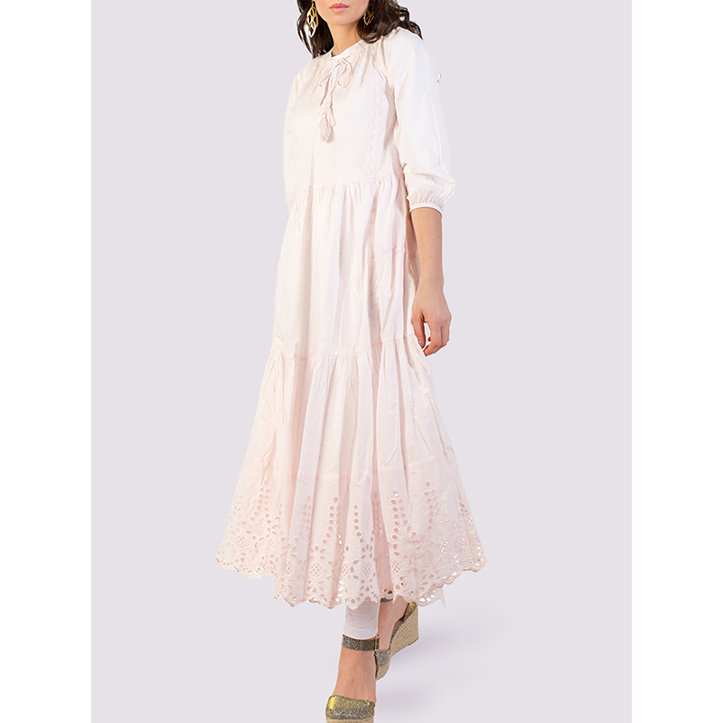 Rhum Raisin St. Tropez Dress in Pink