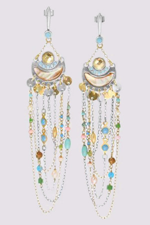 Coleen earrings by Franck Herval