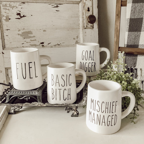 Curated Mug Set #2