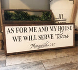As for Me & My House - Margarita