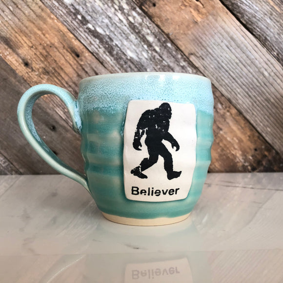 Sasquatch | Yeti | Bigfoot Believer Mug
