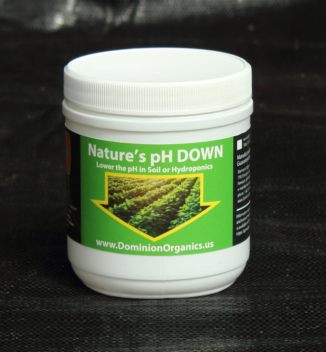 Nature's pH Down