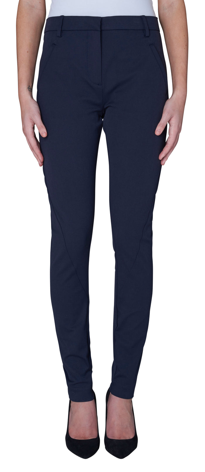 five units Angelie Dark Navy Pants