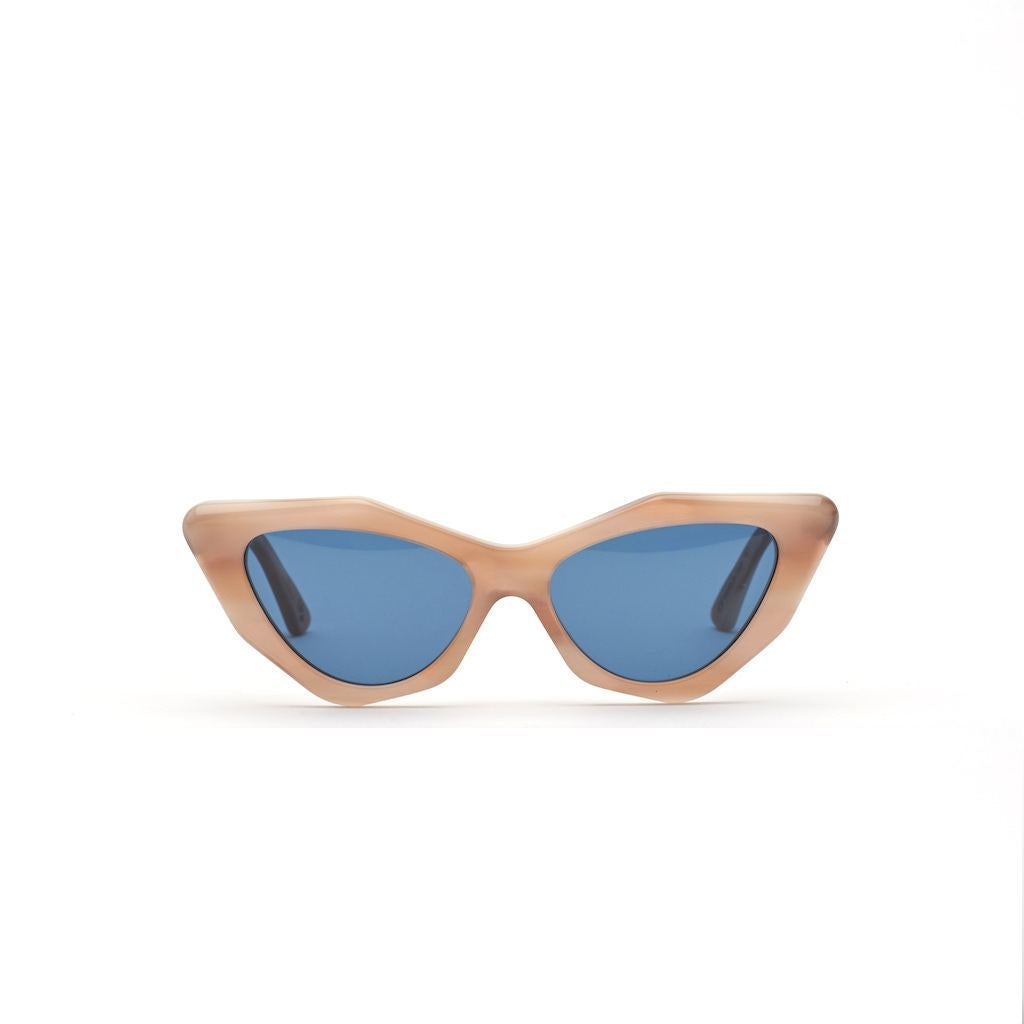 Childe MOOKHI Bio-Acetate - Breeze | Blue Telluric Lens