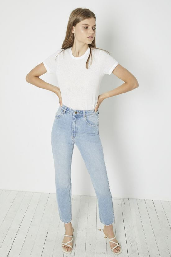 Rolla's Duster Jeans (Old Stone)