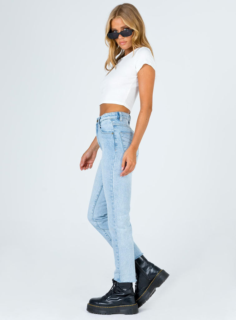 Rollas Dusters Old Stone Wash Jeans