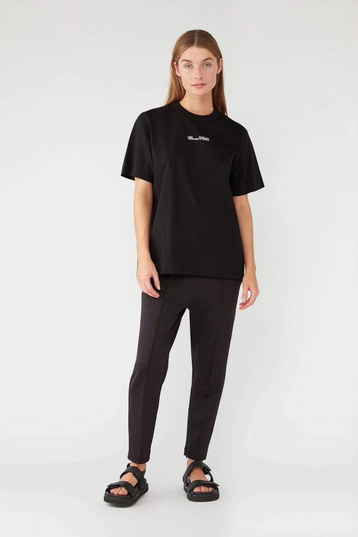Camilla & Marc George 2.0 Tee Black