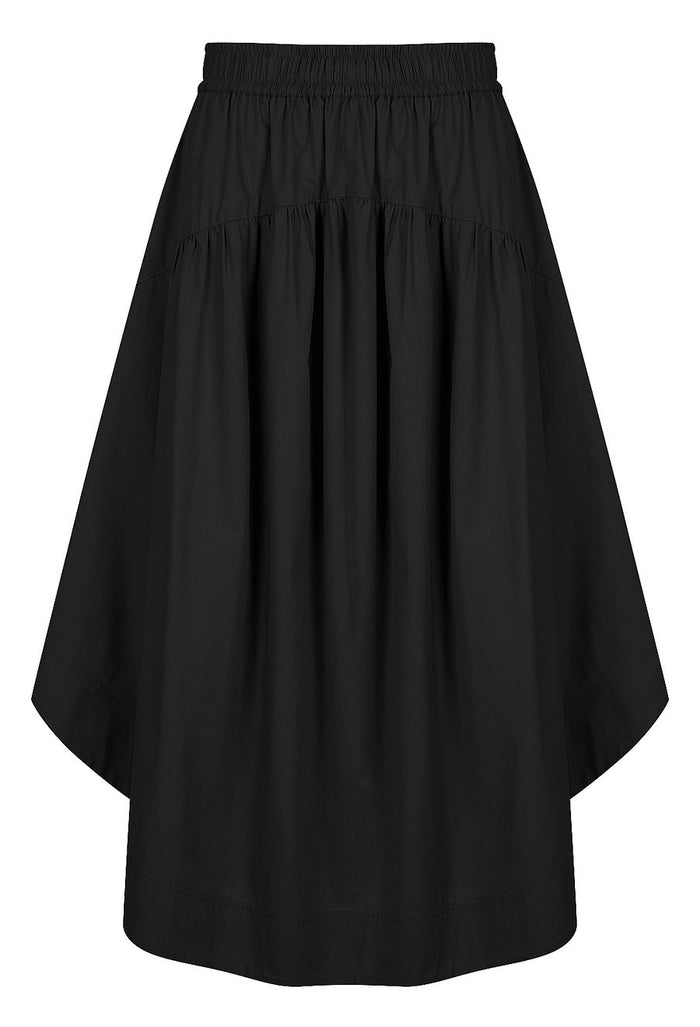 Selfe Studios Gathered Circle Skirt